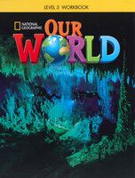 Shin & Crandall Our World 5 Workbook with Audio CD