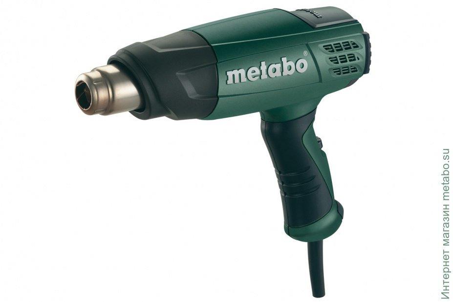 Metabo - Технический фен 16-500, 1600 Вт