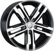 Диски Replica VW148 8,0x18 5x112 D57.1 ET41 цвет BKF (черный) - фото 1