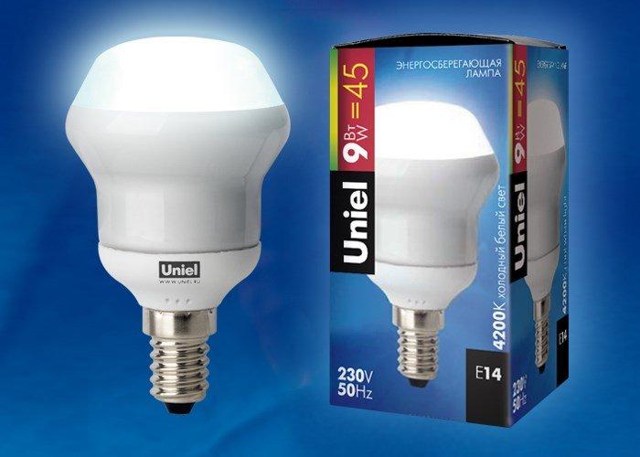 Лампы энергосберегающие зеркальные