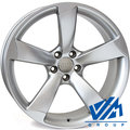 Диски Replica WSP Italy W567 7.5x17 5/100 ET36 d57.1 Hyper Silver - фото 1