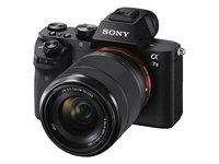 Фотоаппарат Sony Alpha ILCE-7M2 II Kit 28-70 mm F/3.5-5.6 OSS Black