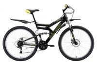 """Горный велосипед Challenger Genesis Lux FS 26 D (2019) черный 16"""""""