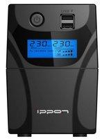 Источник бесперебойного питания Ippon Back Power Pro II 600 1030300 Back Power Pro II 500