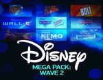 Disney Mega Pack : Wave 2 (PC)