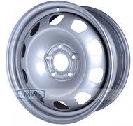 Колесные штампованные диски Magnetto 16003 6.5x16 5x114.3 ET50 D66 Серебристый (16003) - фото 1