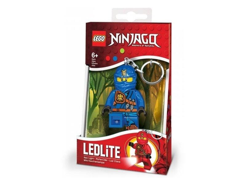Брелок-фонарик LEGO Ninjago LGL-KE77J Брелок-фонарик JAY