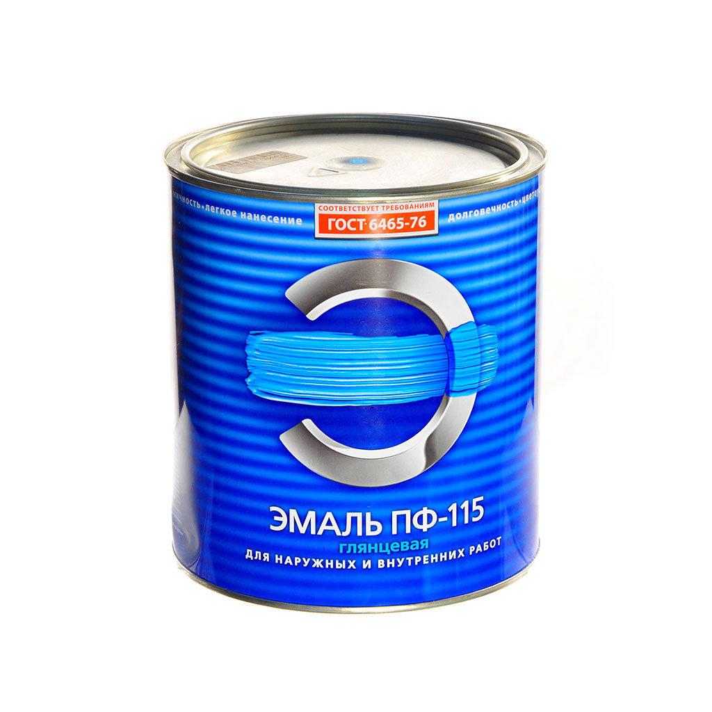 краска синяя пф 115