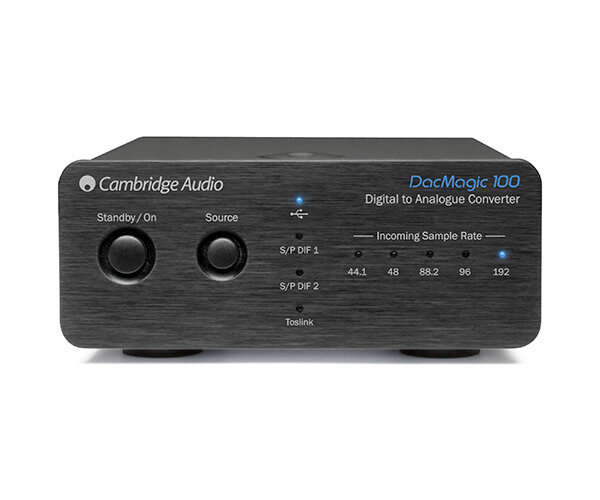 ЦАП CAMBRIDGE AUDIO Azur DacMagic 100 Black