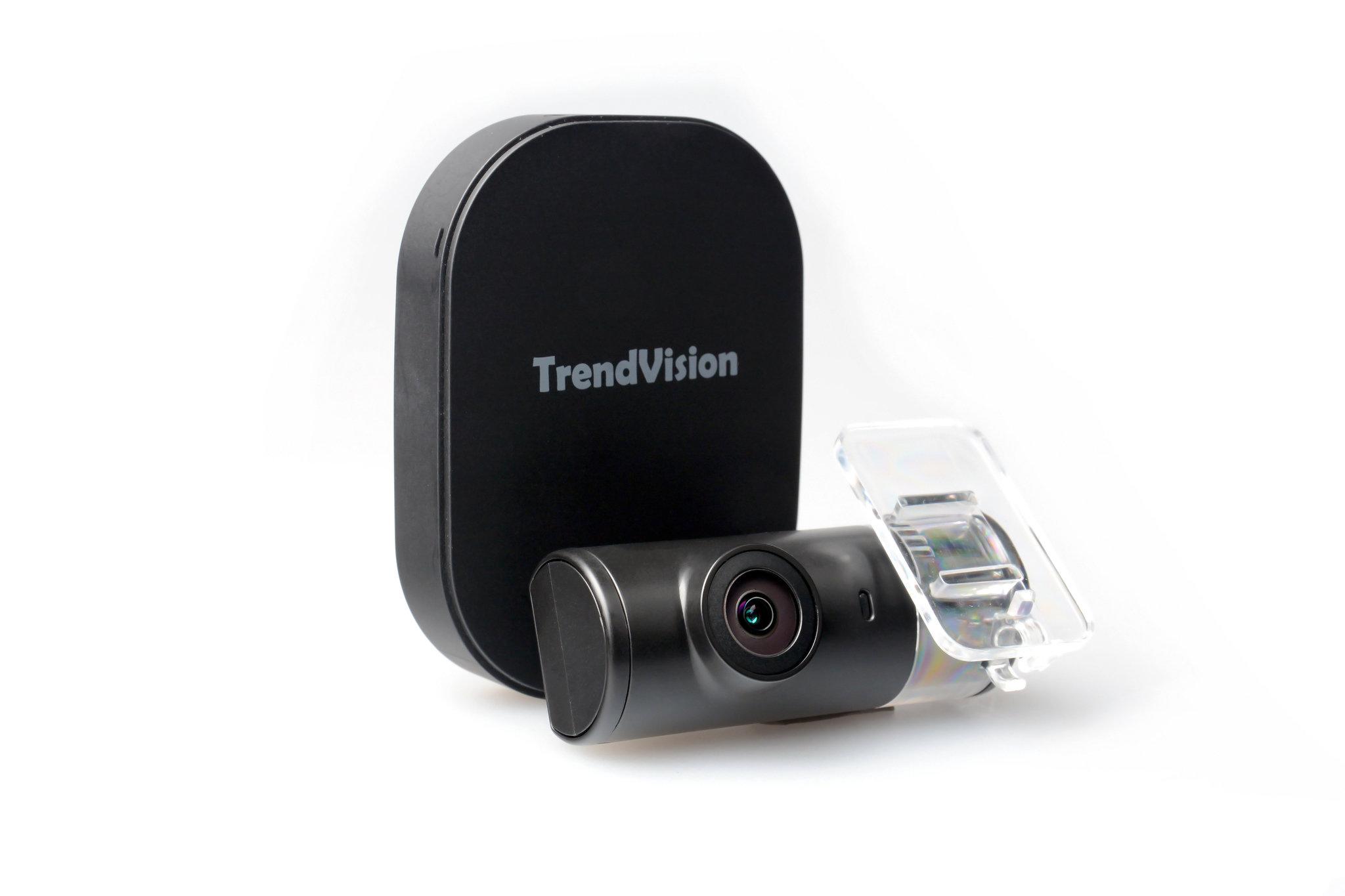 Автомобильные видеорегистраторы TrendVision Split