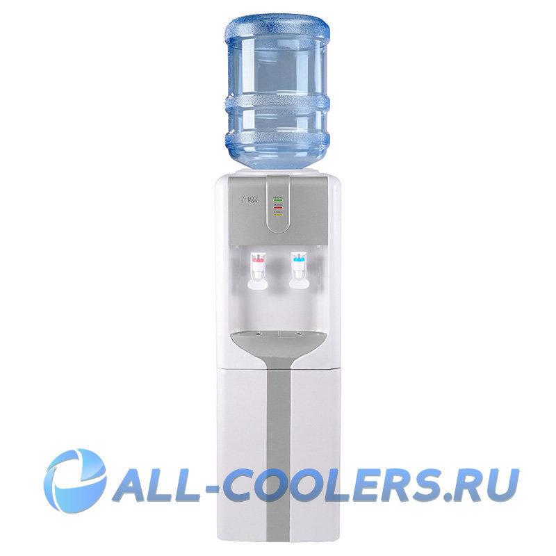 Кулер для воды напольный Ecotronic H3-L Silver