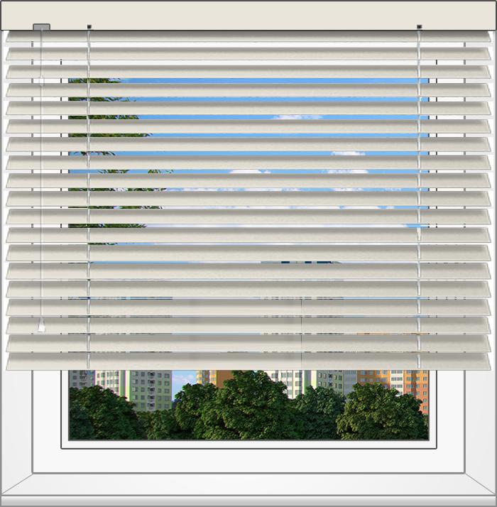 Жалюзи Веренд-Дизайн горизонтальные алюминиевые