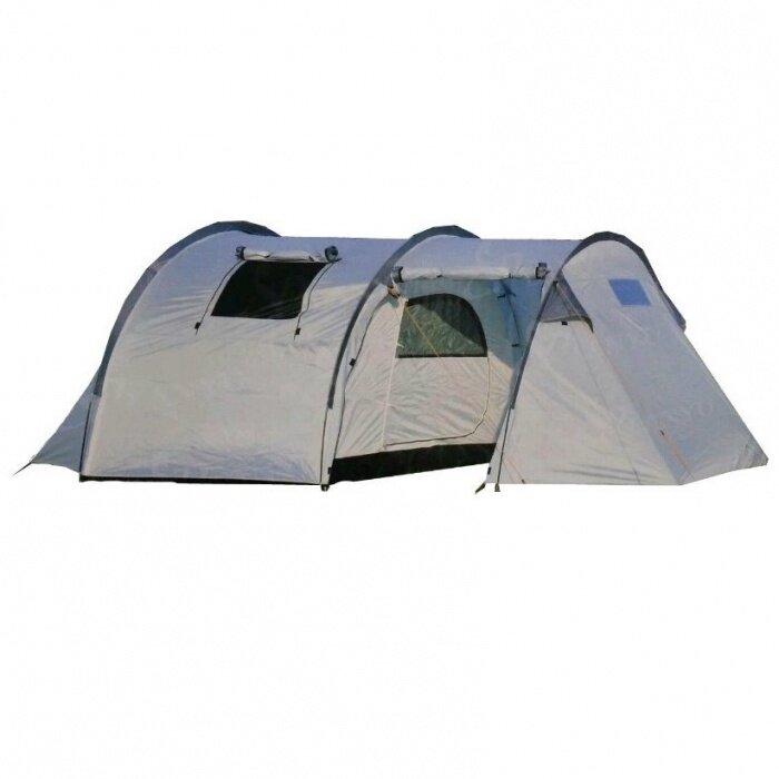 Палатка 4-х местная туристическая кемпинговая Lanyu LY-1909 470х220х160 cм