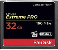 Карта памяти 32GB SanDisk SDCFXPS-032G-X46 Extreme Pro 160MB/s