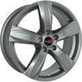 Колесный диск REPLICA TD OPL11 7x17/5x105 D56.6 ET42 Серый - фото 1