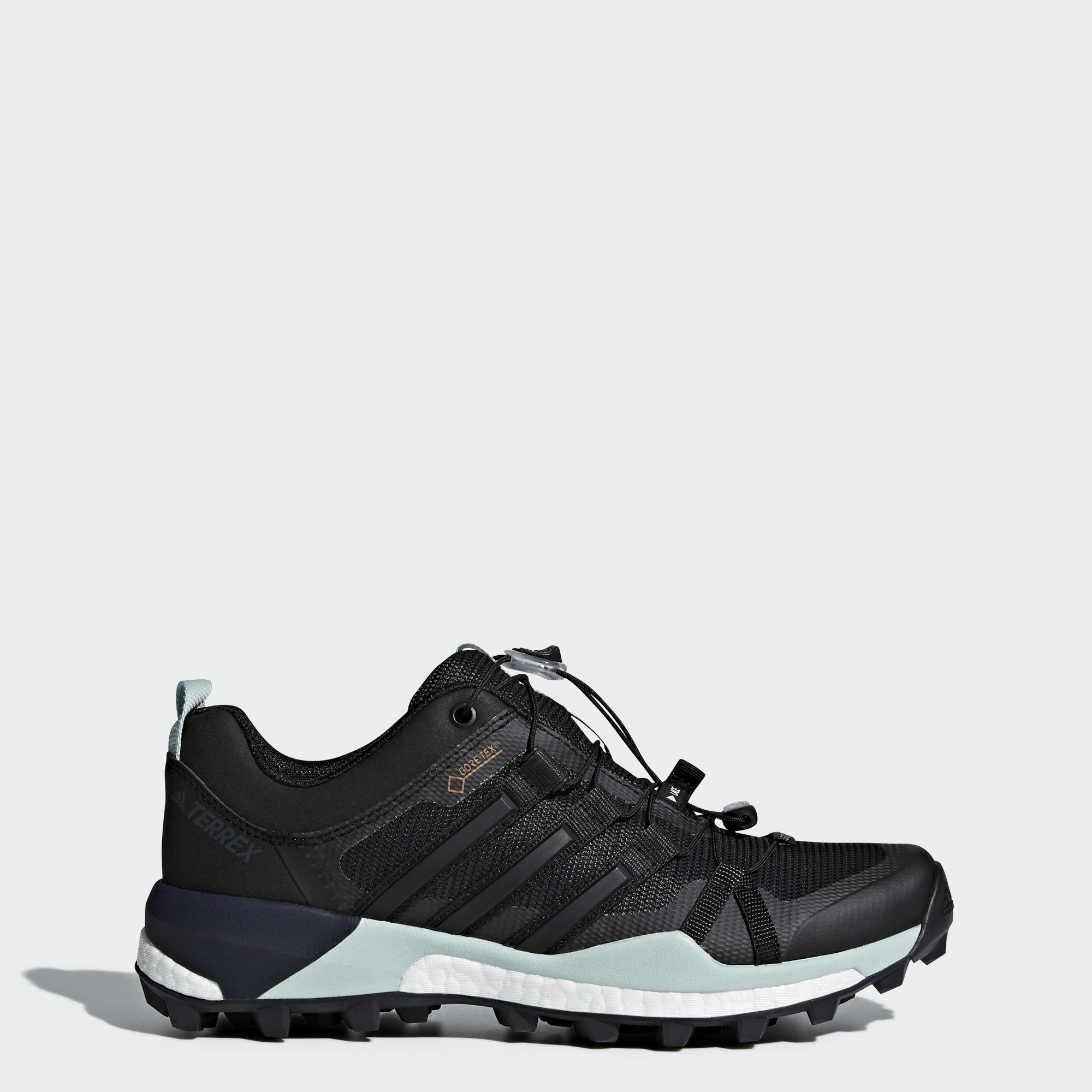 Обувь для трейлраннинга Terrex Skychaser GTX adidas TERREX Core Black/Core Black/Ash Green
