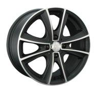 LS Wheels 231 6,5x15 4x100 et40 d73,1 MBF - фото 1