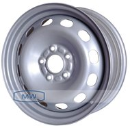 Диск MAGNETTO WHEELS 15000 sk 6x15/5x108 D63.3 ET52.5 Silver - фото 1