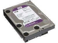 Жесткий диск WD 4ТБ Western Digital Purple WD40PURZ, 5400об./мин., 64МБ (SATA III)