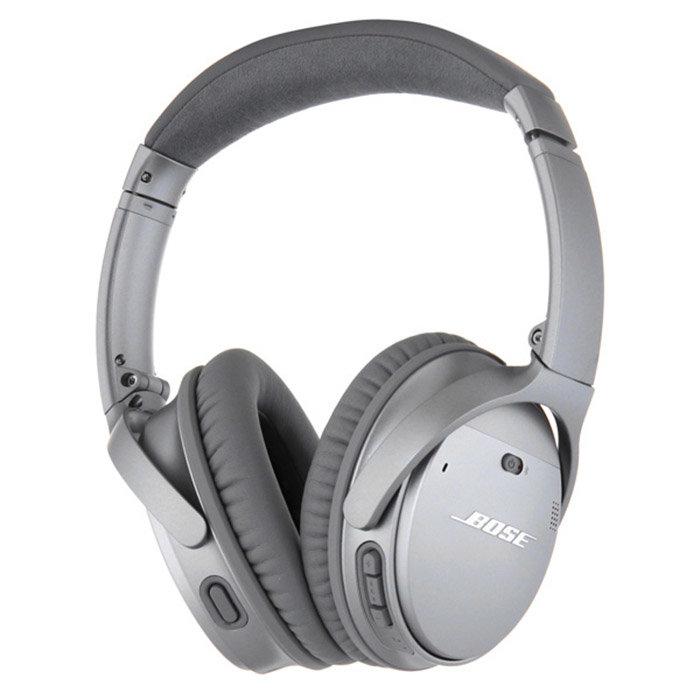 Наушники Bose QuietComfort 35 II Wireless Headphones Silver WW