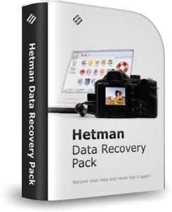 Hetman Recovery Hetman Data Recovery Pack. Коммерческая версия (RU-HDRP2.3-CE)