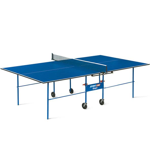 Стол для настольного тенниса Start Line Olympic с сеткой