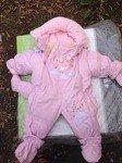 Детский Комбинезон-трансформер Janmar Baby цвет розовый 62/68