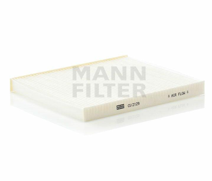 Салонный фильтр MANN CU2129