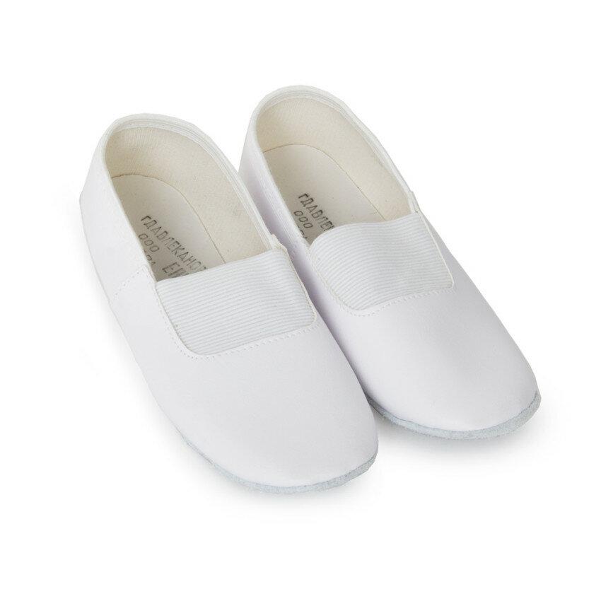 Чешки белые, размер: 16,5