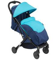 Прогулочная коляска McCan M-5, цвет: синий