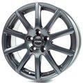 Колесные диски Rial Milano 6x15 4x98 ET38 D58.1 Серый матовый (MI60538F42-5) - фото 1