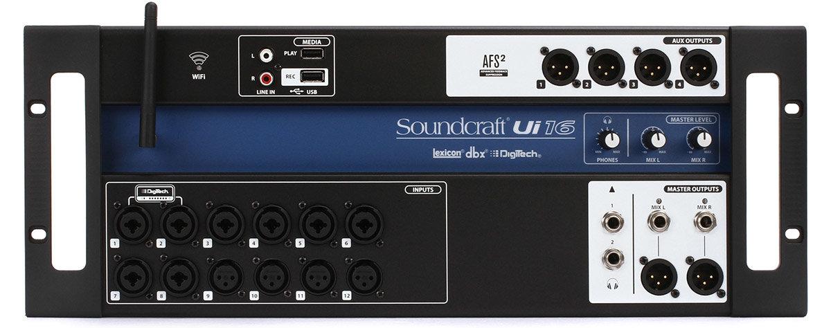 Soundcraft Ui16