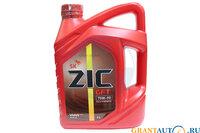 Трансмиссионное масло ZIC GFT 75W90 GL-4/5 4л