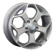 Колесные диски Replica Ford FD12 6х15 5/108 ET52,5 63,3 silver - фото 1