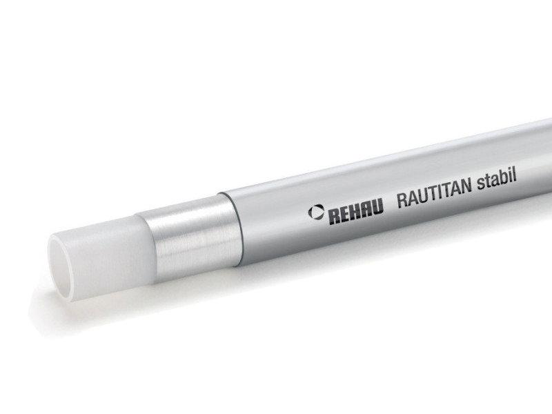 Труба Rehau Rautitan stabil 32х4,7 отрезок 1м