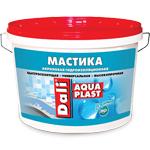 Мастика гидроизоляционная универсальная Dali Aquaplast (Дали) 2,5 Л