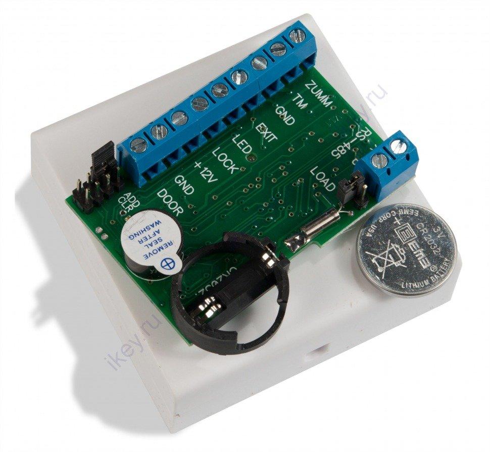 включает контроллер для электромагнитного замка рождения: