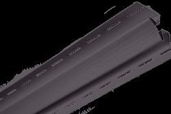 Угол внутренний для сайдинга Альта-Профиль Сиреневый