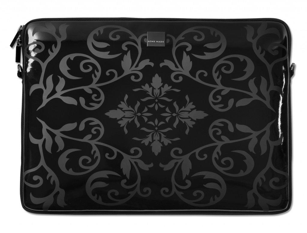 Чехол для ноутбука Acme Made Smart Laptop Sleeve, PC16 черный/антик