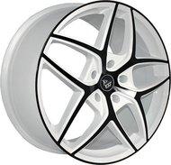 Колесный диск YST X-19 7x17/5x114.3 D64.1 ET50 Черный - фото 1