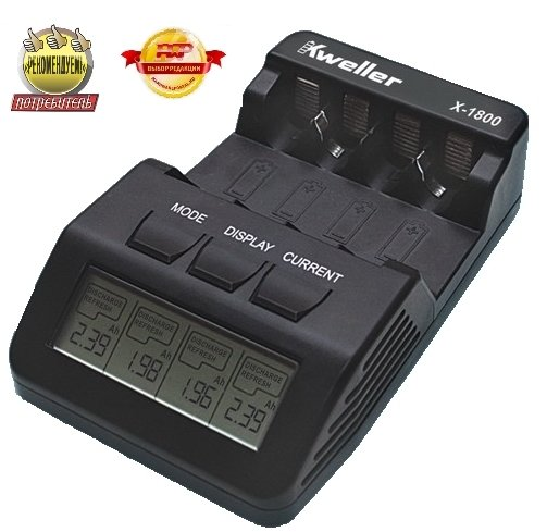 Зарядное устройство Kweller X-1800
