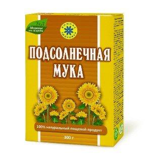 Мука подсолнечная (300 гр) - Компас Здоровья