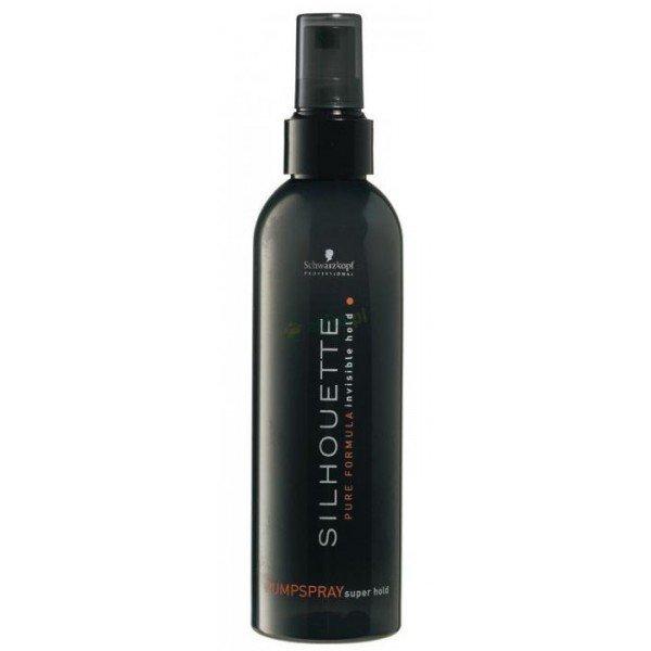Schwarzkopf Silhouette Pumpspray Super Hold Безупречный спрей для волос ультрасильной фиксации 200 мл