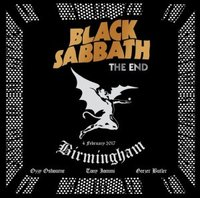 "Black Sabbath ""The End"""