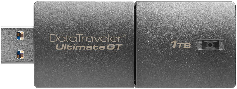 USB флешка Kingston DataTraveler Ultimate GT 1Tb DTUGT/1TB купить в Санкт-Петербурге, цена 51990 руб.