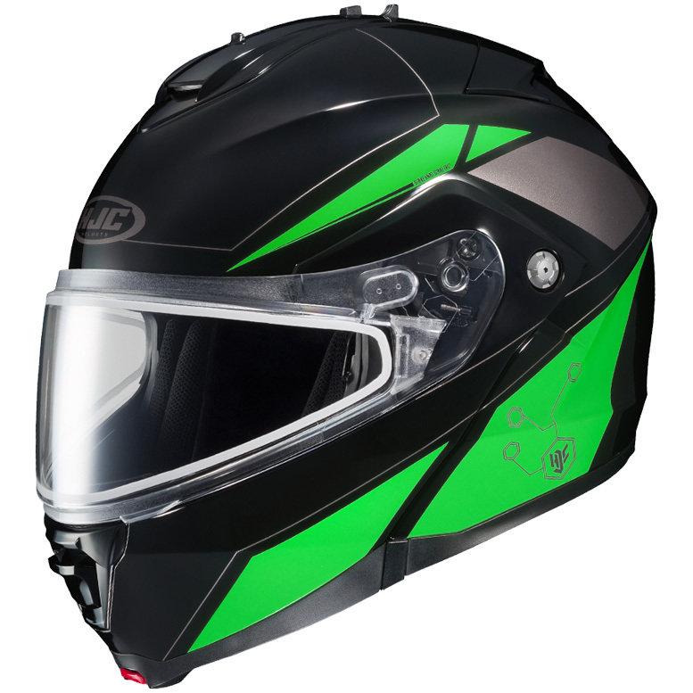 Шлем HJC IS-MAX II снегоходный ELEMENTAL MC4 (S) (Артикул: 78354)