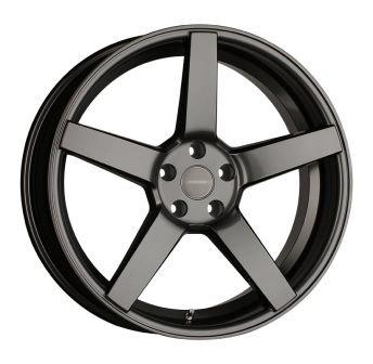 литой колесные диски VSN CV3 8x18 ET45 PCD5*100 (Тёмно серый) DIA 56.1