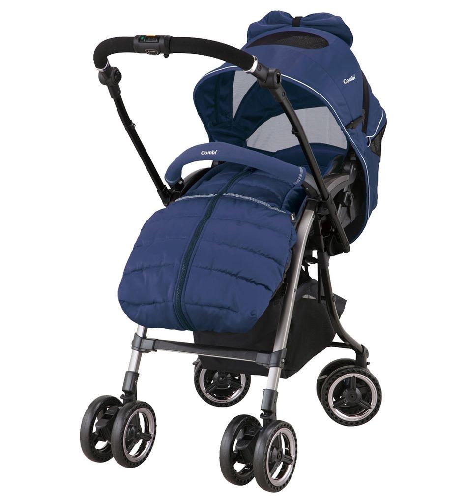 Прогулочная коляска Combi Miracle Turn Elegant II (синий)