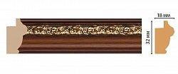 Декоративный багет для стен Декомастер Ренессанс 534-51
