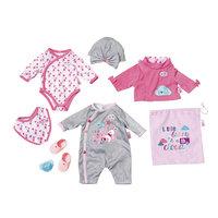 Одежда для куклы Zapf Creation Baby born 823-538 Бэби Борн Набор одежды и обуви делюкс